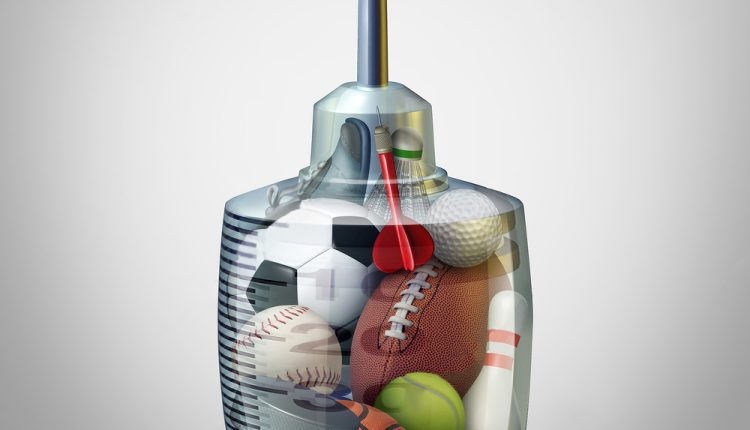 sport-and-exercise-medicine-or-sports-health-care-concept-and-athletic-medical