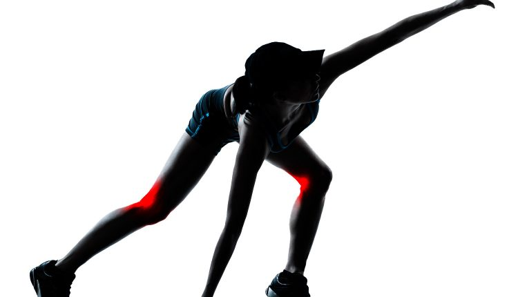 woman-runner-jogger-muscle-strain-cramp-physical-injury-at-legs-Red-Spots