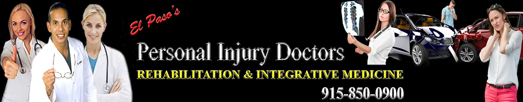 El Paso's Premier Injury Doctors® 915-850-0900