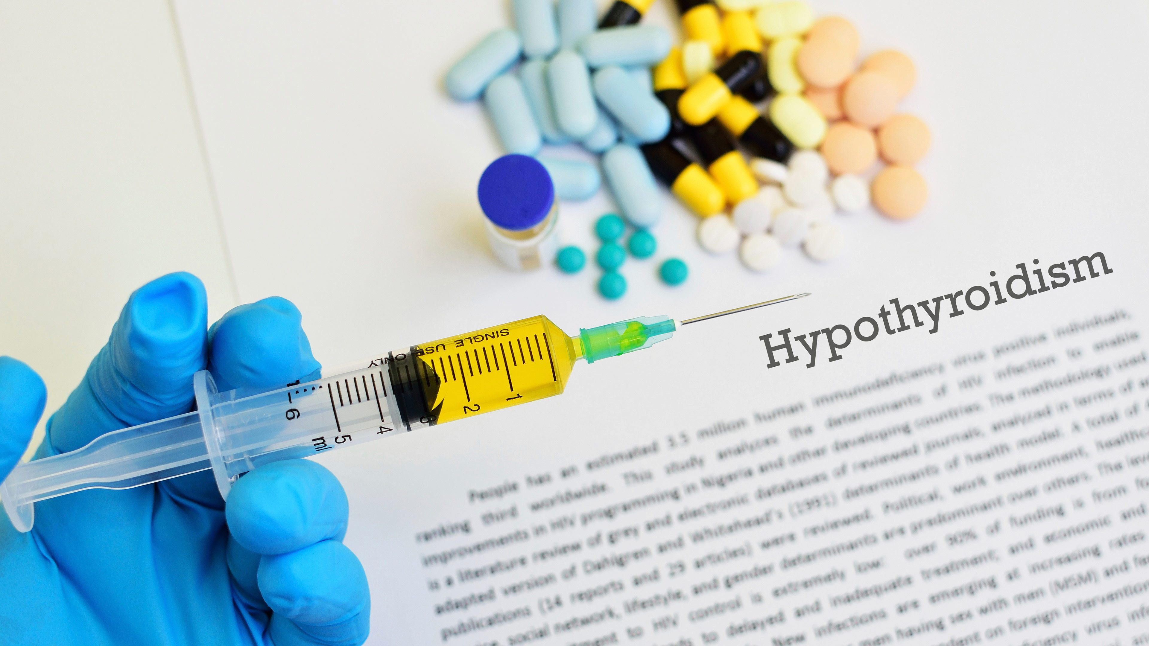 What is Thyroid Hormone Replacement Therapy? | Wellness Clinic