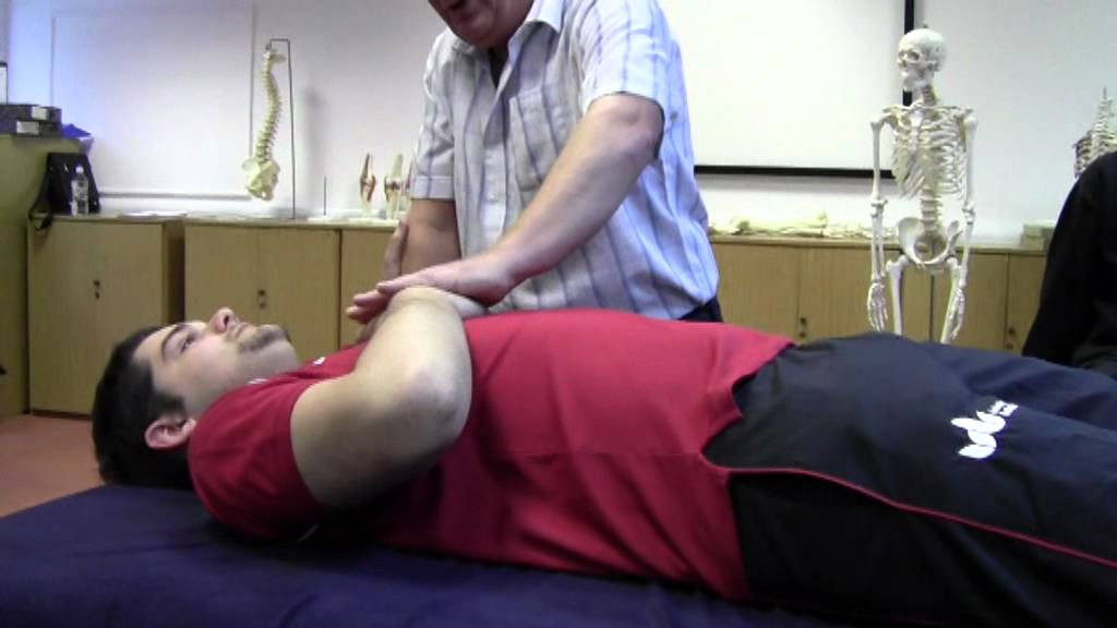 Assessment and Treatment of the Pectoralis Major and Latissimus Dorsi
