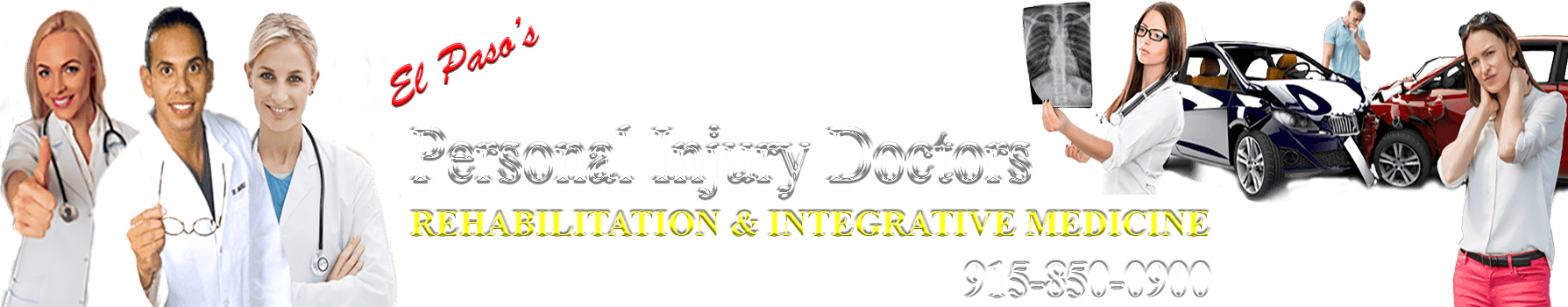 El Paso's Injury Doctors® 915-850-0900