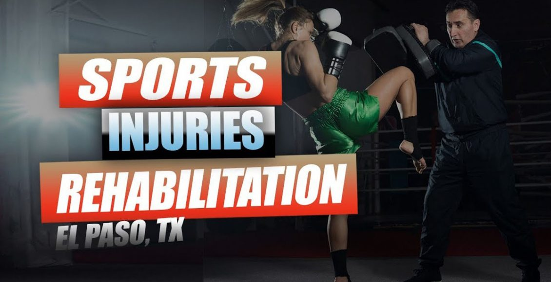 sports injuries chiropractic treatment el paso tx.