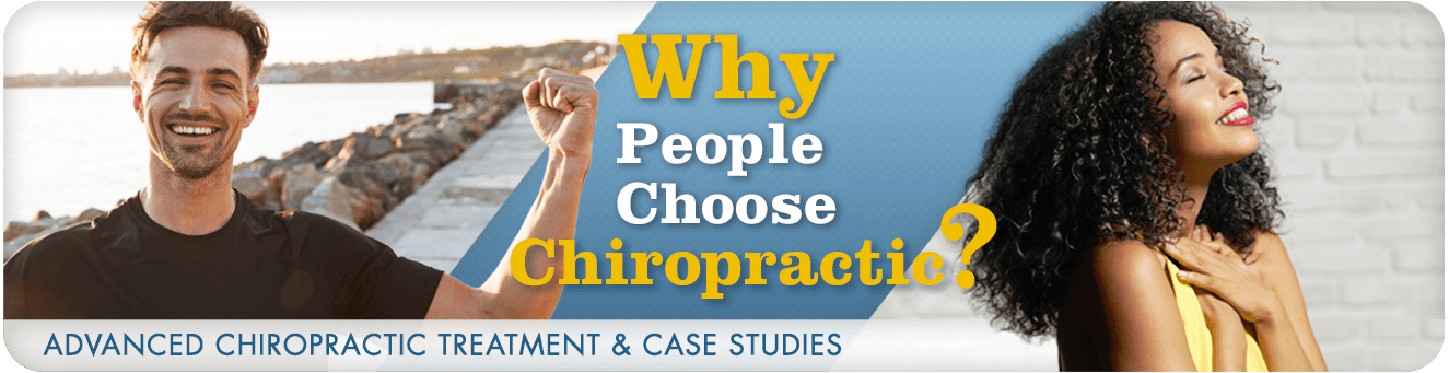 Why Choose Chiropractic