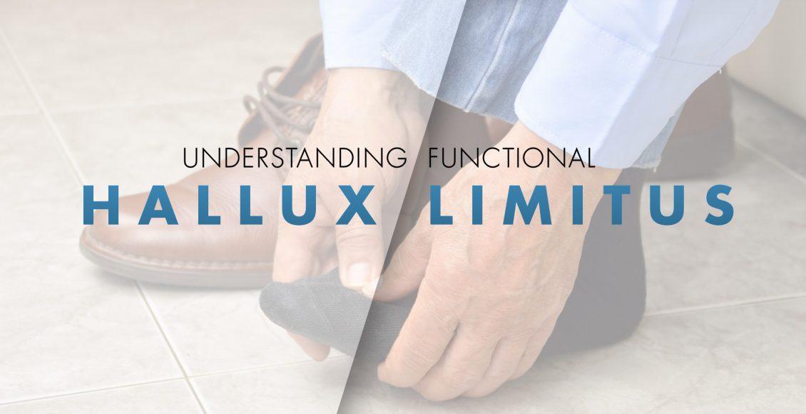 Understanding Functional Hallux Limitus   El Paso, TX Chiropractor